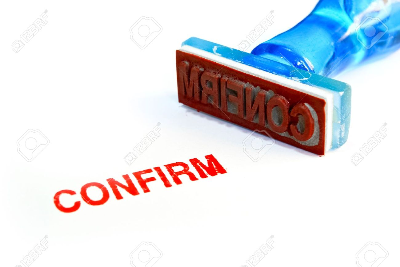 8797495-confirm-letter-on-blue-rubber-stamp-isolated-on-white-background-Stock-Photo